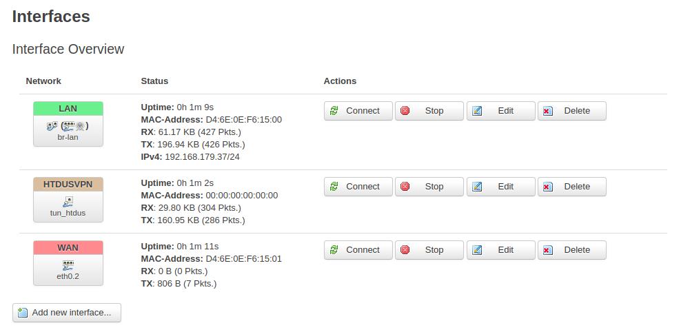 VPN-Gateway with NAT | MaZderMinds Blog